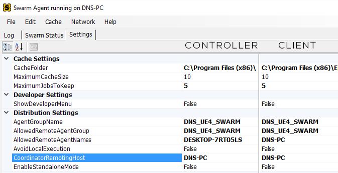 Unreal Engine 4 Swarm Farm – Budd Royce Lam